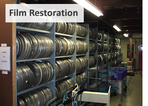 TIEA TV and Film Restoration